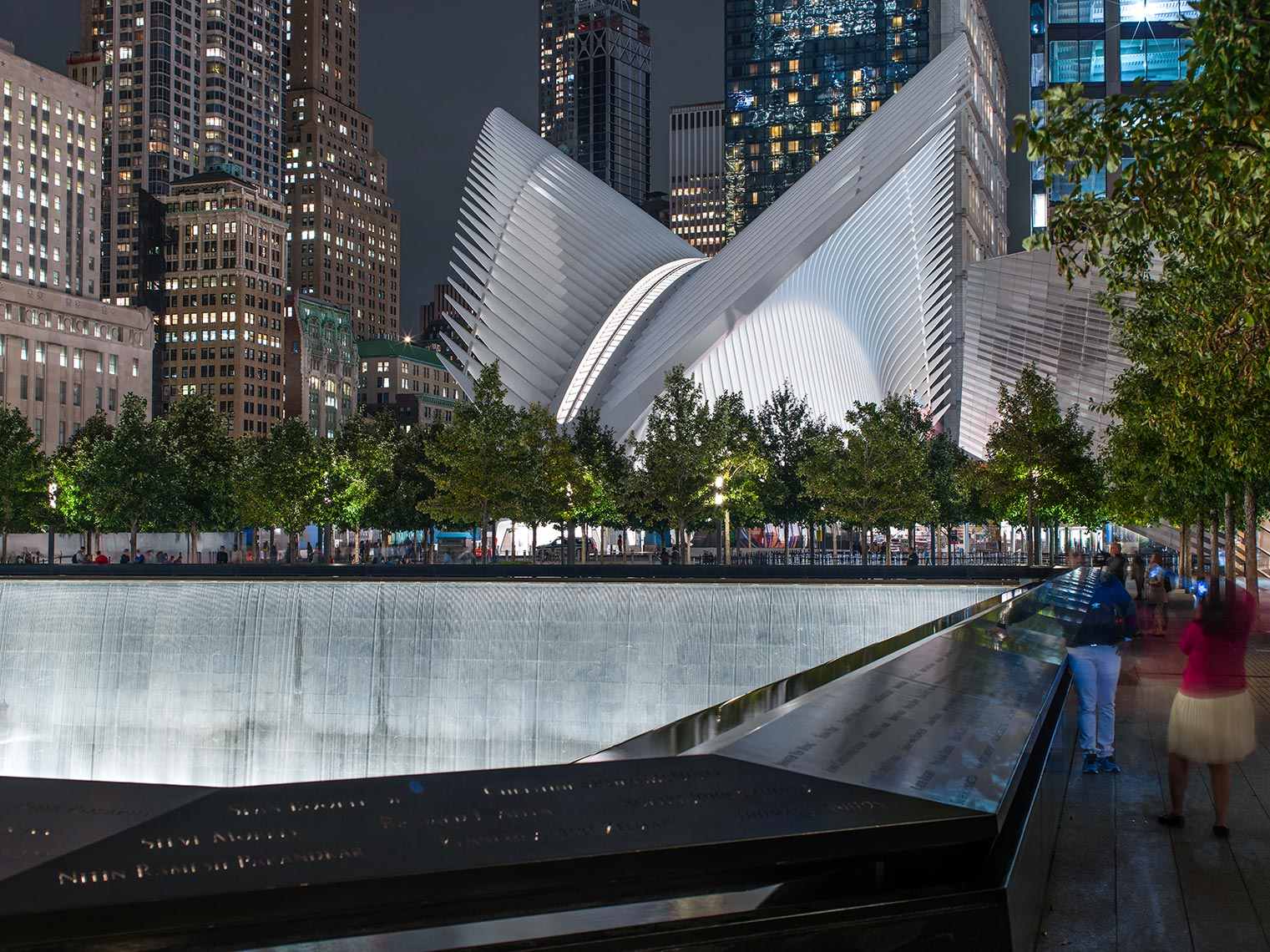 World Trade Center Transit Hub Michael Weber